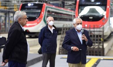 El Tren Interurbano México-Toluca, proyecto de vanguardia: Subsecretario de Transportes, Carlos Morán Moguel