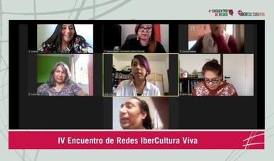 En IberCultura Viva reflexionan sobre los retos de las políticas culturales desde instancias de gobierno