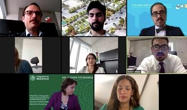 Presenta Sedatu 'Somos Ciudades', una guía para alinear la planeación local a la Agenda Global de Desarrollo