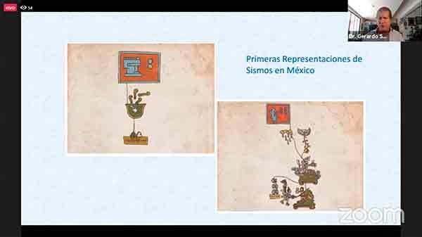 Reinterpretan documentos aztecas y españoles para estudio de sismos