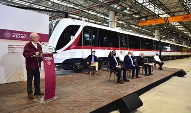Entra en operación la línea 3 del Tren Ligero de Guadalajara