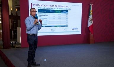 Impulsa Producción para el Bienestar uso y producción de bioinsumos