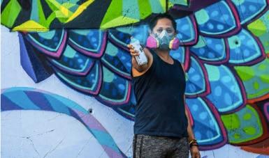 La Secretaría de Cultura federal y Peugeot México lanzan convocatoria para artistas urbanos