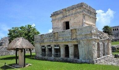 Dan banderazo a reapertura de zonas arqueológicas de Quintana Roo