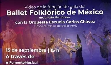 La Secretaría de Cultura conmemora el 210 aniversario del inicio de la Independencia de México