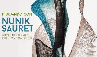 El Museo Nacional de la Estampa invita a dibujar con Nunik Sauret