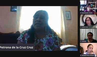 Escritoras reflexionan sobre el papel de las mujeres indígenas en la literatura, en el ciclo Las primeras raíces