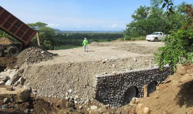 SCT trabaja para rehabilitar carreteras dañadas por las lluvias