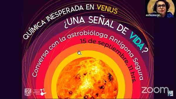 Reta hallazgo en Venus conocimiento sobre el planeta