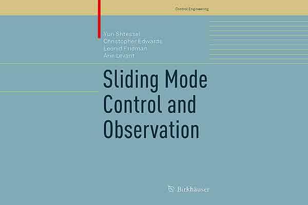 Organismo mundial galardona a universitario por el mejor libro de texto en ingeniería de control
