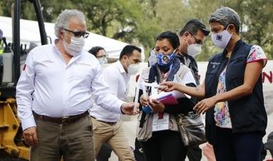 Más allá de filiaciones políticas, existe la causa común de garantizar el derecho de regresar dignamente: Alejandro Encinas