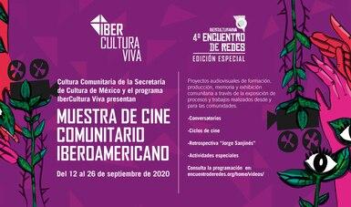 """La Secretaría de Cultura e IberCultura Viva lanzan """"Muestra de cine comunitario"""""""