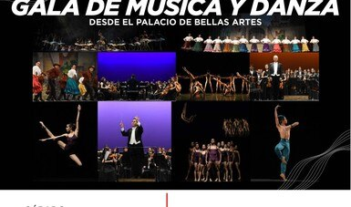 La Escuela Superior de Música y Danza de Monterrey celebra su 43 aniversario con una gala artística