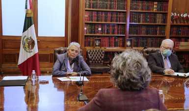 Refrenda Gobernación su compromiso para el fortalecimiento del sistema de justicia en las entidades federativas