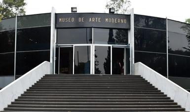 Museo de Arte Moderno realiza sanitización preventiva