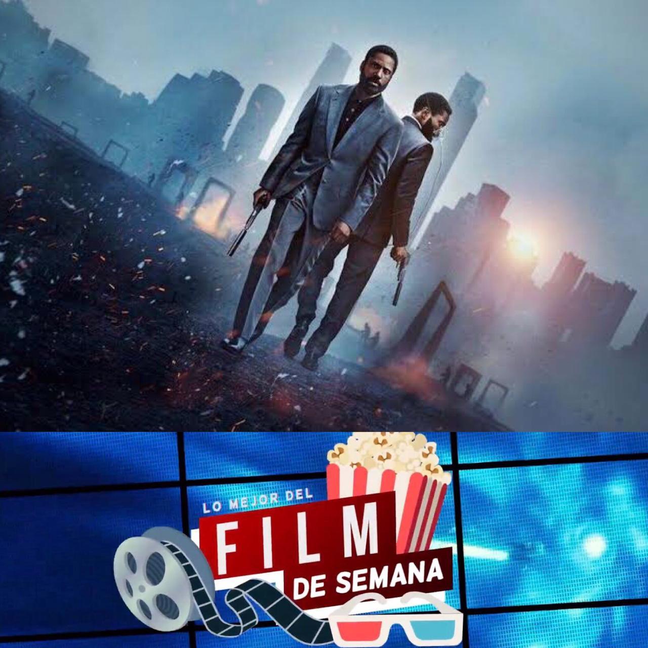 El Film de la Semana La manipulación del tiempo para salvar al mundo