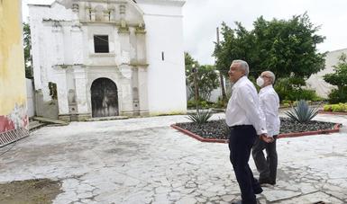 La restauración del patrimonio no se detendrá hasta recuperar el último monumento dañado