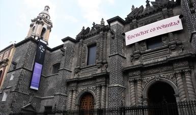Ex Teresa Arte Actual reabre sus puertas este 22 de septiembre con la exposición Escuchar es voluntad