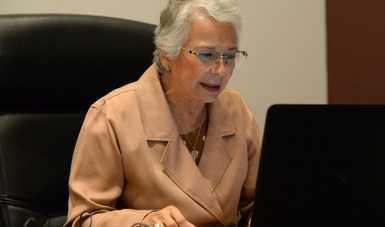Palabras de la secretaria de Gobernación, Olga Sánchez Cordero, al inaugurar la II Jornada Interreligiosa por la Paz