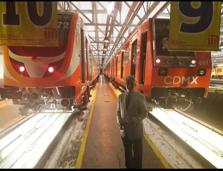Historias en el metro - Mi querido capitán