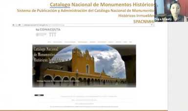 El INAH protege los monumentos históricos del país con el reforzamiento de la catalogación y registro