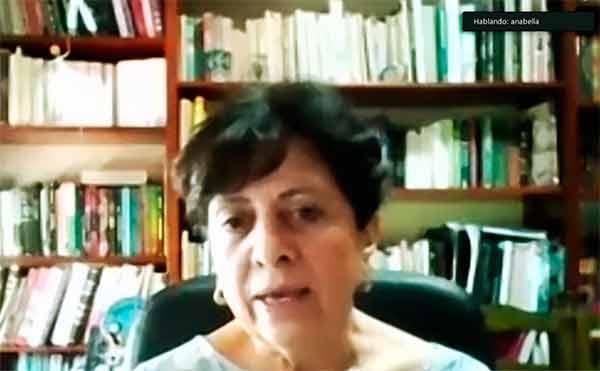 Ana Bella Pérez Castro, nueva directora del Instituto de Investigaciones Antropológicas