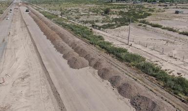 Avance del 60% en la modernización de la carretera Ascensión-Janos