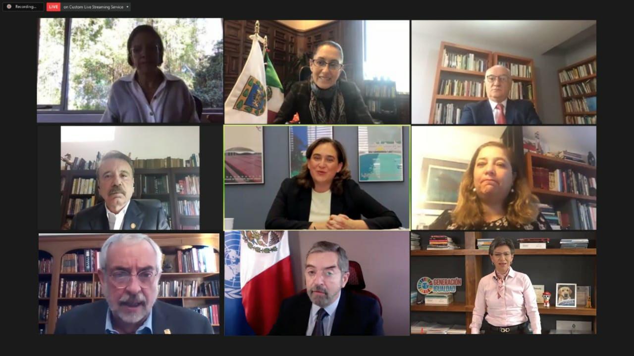 Garantizamos el acceso a los derechos para disminuir desigualdades y violencia en la Ciudad de México: Sheinbaum Pardo