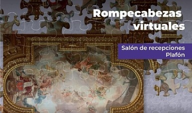 El Museo Nacional de Arte presenta rompecabezas virtuales de obras y de sus espacios emblemáticos