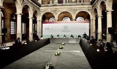 La Secretaría de Cultura federal participa en la Comisión de Conmemoraciones 2020–2021 de la Ciudad de México