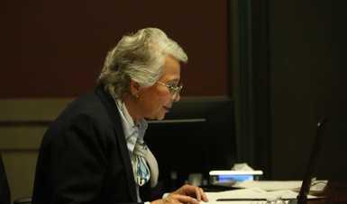 """Palabras secretaria de Gobernación, Olga Sánchez Cordero, al encabezar el """"Diálogo por la Cultura. Ciudades de Patrimonio Mundial"""""""
