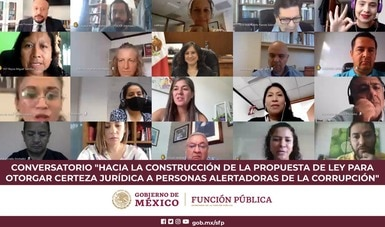 La denuncia ciudadana es vital para combatir la corrupción: IESB, al inaugurar conversatorio sobre ley para protección de alertadores