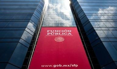 Función Pública anuncia cambios en la Subsecretaría de Responsabilidades y Combate a la Impunidad