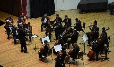 La Orquesta de Cámara de Bellas Artes, agrupación consolidada mediante la exploración y evolución musical