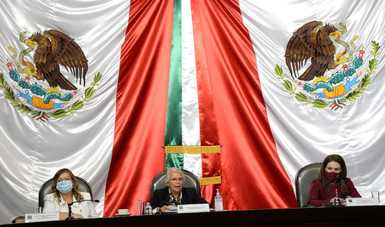 Segunda intervención de la secretaria Olga Sánchez Cordero, en su comparecencia ante comisiones unidas de la Cámara de Diputados