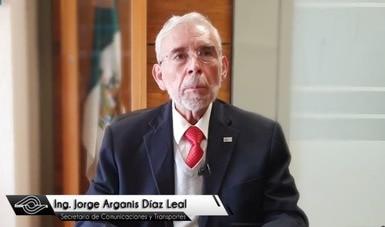 Los camineros, constructores de los vasos comunicantes del país: Arganis Díaz Leal