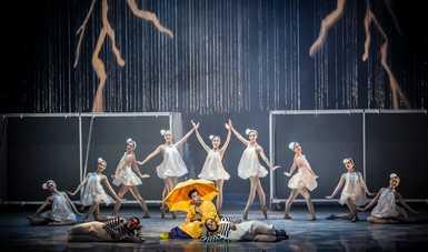 La Compañía Nacional de Danza ofrece Cri-Cri, recorrido dancístico con parte de la obra de Francisco Gabilondo Soler