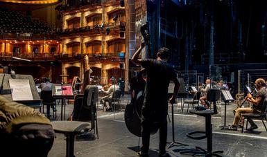 La CNT y el Cepromusic estrenan versión de la ópera radiofónica Don Perlimplín como parte del FIC