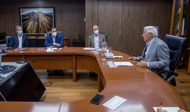 Las alianzas en el sector agroalimentario, claves en la productividad y recuperación económica del país: Víctor Villalobos