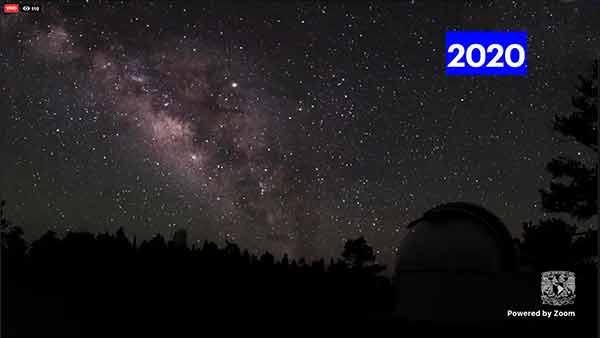 En suelo y cielo mexicanos, SAINT-EX busca exoplanetas
