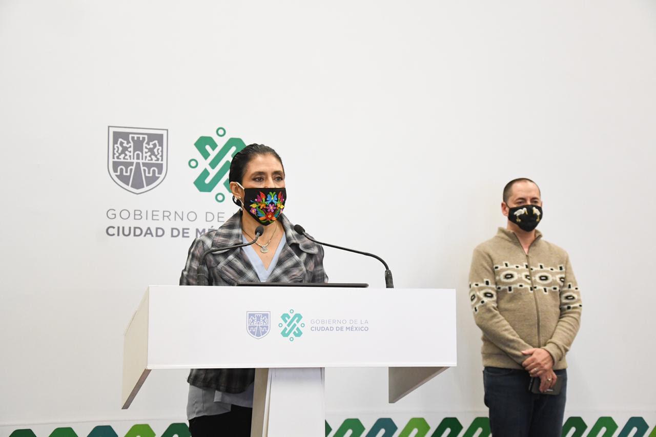 Permanece Ciudad de México en Semáforo Epidemiológico Naranja con alerta del 19 al 25 de octubre