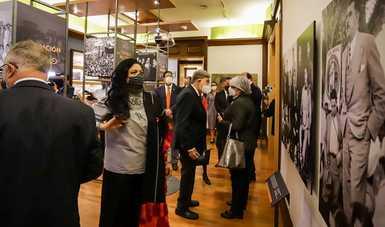 Abre al público el Museo Casa Presidencial Lázaro Cárdenas, espacio de memoria y documento