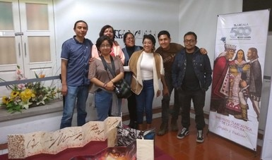Colectivo Triángulo Gráfico, al rescate de la gráfica en Tlaxcala