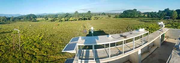 Se integra el Servicio Solarimétrico Mexicano a la red BSRN