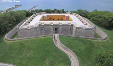 El Museo de Arqueología Maya, Fuerte de San Miguel, en Campeche, recibe nuevamente a los visitantes