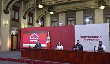 México mantiene su tradición solidaria con las personas migrantes: López-Gatell