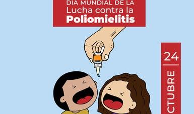 Tres décadas sin casos de poliomielitis