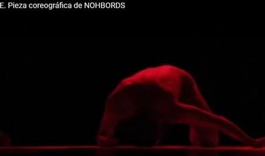Nohbords cautiva al público del Teatro de la Danza Guillermina Bravo con composición escénica sensorial