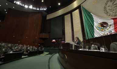 Extinción de fideicomisos era necesaria para transparentar recursos públicos: secretaria Irma Eréndira Sandoval ante diputados