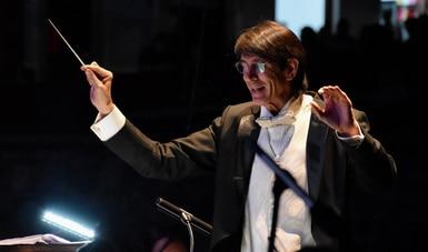 De director a director, titular de Fomento Musical charlará con el costarricense Eddie Mora sobre el disco La voz del ave